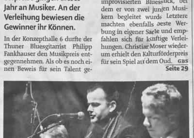 P_12_01.01.2012 Thuner Tagblatt Kulturpreisverleihung