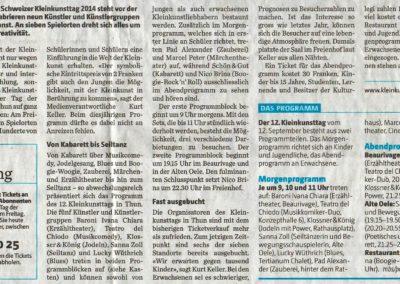 P_14_10.9.2014 Thuner Tagblatt Kleinkunst Tag Thun Part 2
